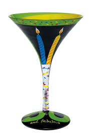martini champagne amazon com love my martini glass fifty and fabulous
