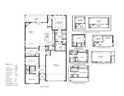 southwest floor plans sh 4441 castle hills southwest shaddock homes