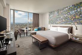 Superior Home Design Inc Los Angeles by Wilshire Grand U0027s Intercontinental Hotel Opening July 2 Curbed La
