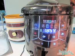 new wave kitchen appliances new wave 6 in 1 electric multi cooker does it work baby to