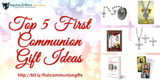 communion gift ideas 5 top communion gift ideas