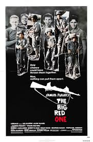 the big red one extra large movie poster image imp awards