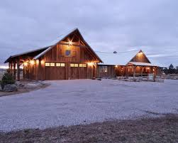 Pole Barn Design Ideas Pole Barn House Houzz
