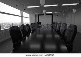 Black Boardroom Table Wooden Boardroom Table With Executive Leather Chairs In Large