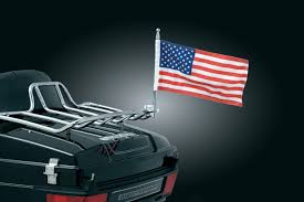 Automotive Flags Vertical Mount Flags Flags Covers Trims U0026 Accents Kuryakyn
