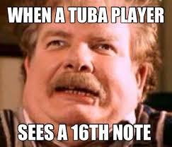 Tuba Memes - pin by sarah bopp on band director memes pinterest band memes