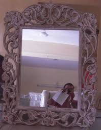 Wood Mirror Frame Indian Mirror Frames Antique Wooden Mirror Frame Carved Wood