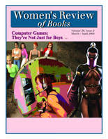 women u0027s review of books publications table page 44 wellesley