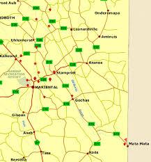 africa map kalahari kalahari namibia travel hotels lodges guestfarms safaris