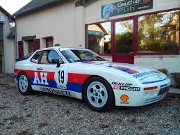 porsche 944 rally car restauration porsche 944 turbo cup trophée 1987 youtube