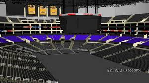 Staples Center Seating Map Staples Center L A Lakers Youtube