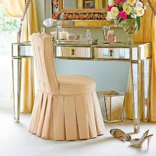 elena vanity stool elena vanity stool frontgate