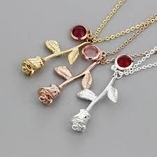 color flower necklace images 3d rose flower necklace mygiftchimp jpg