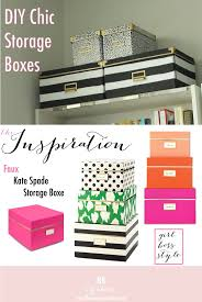 Decorative Cardboard Storage Boxes Home Organization Best 25 Cute Storage Boxes Ideas Only On Pinterest Diaper Box