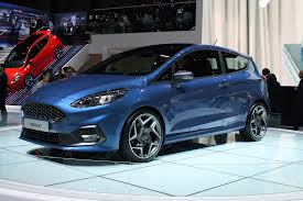 family car ford all new ford fiesta st debuts with itty bitty turbo 3 cylinder