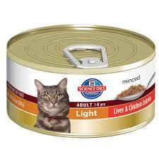 science diet light dog food hill s science diet light entree minced cat food 1800petmeds