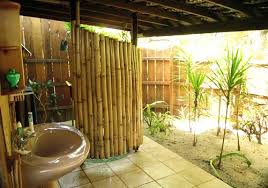 outdoor bathroom designs outdoor bathroom plans home design interior