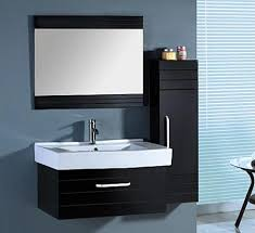 vanity designs for bathrooms black vanities for bathrooms benjamin cliffside gray paint