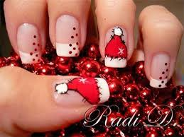 20 easy u0026 simple christmas nail art designs ideas u0026 stickers