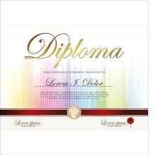 vector certificate template 04 vector cover free download
