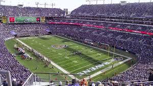 Football Field In Backyard M U0026t Bank Stadium Baltimore Ravens Football Stadium Stadiums Of