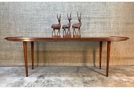 vintage mid century modern coffee table mid century modern retro vintage 1960 s teak handmade coffee table
