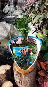 87 best fairy miniature hobbit u0026 gnome gardens images on