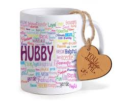 tiedribbons gifts for husband special gifts coffee mug 325ml
