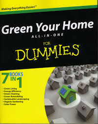 green your home all in one for dummies owen dell and associates