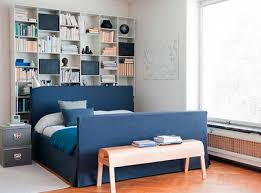 Blue Bed Frame Bemz Opens The Door To Your Bedroom It S A Cover Up