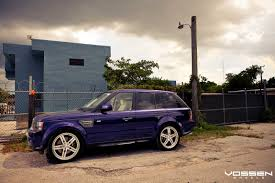 land rover purple purple madness custom painted range rover on vossens u2014 carid com