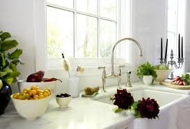 kitchen bridge faucet 10 easy pieces architects go to traditional kitchen faucets