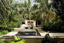 tropical garden and landscape design modern design by