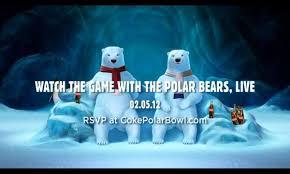 Coke Bear Meme - polar bear football coke bears live reactions