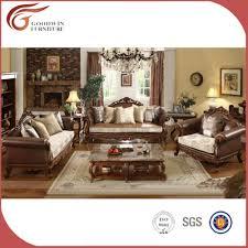 canape arabe haute qualité en cuir classique canapé arabe salon meubles de maison