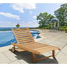 Outdoor Chaise Lounge Chairs With Wheels Chaise Lounge Chairs Wood U0026 Faux Wood Sears