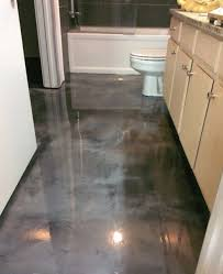 Concrete Sealer For Basement - epoxy with metallic marble design for a basement epoxy flooring