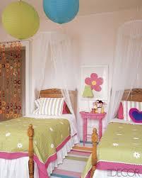Pottery Barn Kids Bedrooms Wonderful Shared Girls Bedroom Accented With Pottery Barn Kids