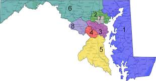 Map Of Maryland State by No Maryland Is Not The Most Gerrymandered State There Is More To