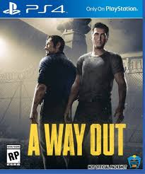 a way out ps4 games pinterest gaming