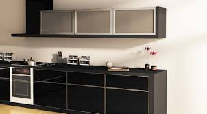 Pvc Kitchen Furniture Aluminium Vs Wood Kitchen Cabinets Kashiori Com Wooden Sofa