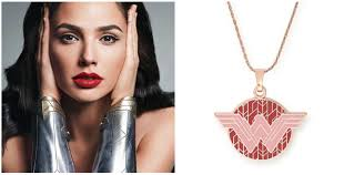 woman with necklace images This new 39 wonder woman 39 jewelry collection is seriously the best png