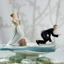 best 25 fishing wedding cake toppers ideas on fishing