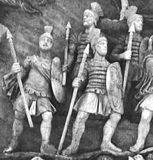 persiani antichi i persiani usarono gas tossici contro i legionari romani storia