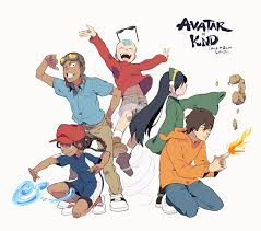 avatar airbender image 1979629 zerochan anime image board