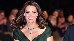 kate middleton s shocking new hairstyle kate middleton s green dress at baftas wasn t a time s up snub