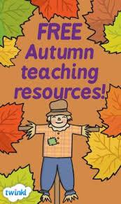 twinkl resources u003e u003e autumn is here display banner u003e u003e printable