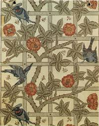 Trellis Art The William Morris Collection Historic Wallpapers Victorian