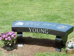 memorial benches our portfolio of granite memorial benches and monu benches o