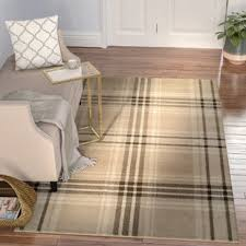 Plaid Area Rug Plaid Area Rugs Birch